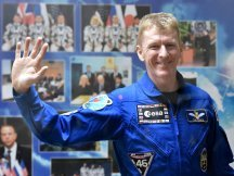 Major Tim Peake: A Day In The Life Of An Astronaut