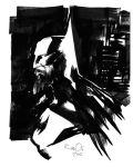 BATMAN DARK KNIGHT by Millus