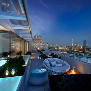 The Best Hotels For A Dirty Weekend In London