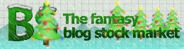 Blogshares - The Fantasy Blog Stock Market Game
