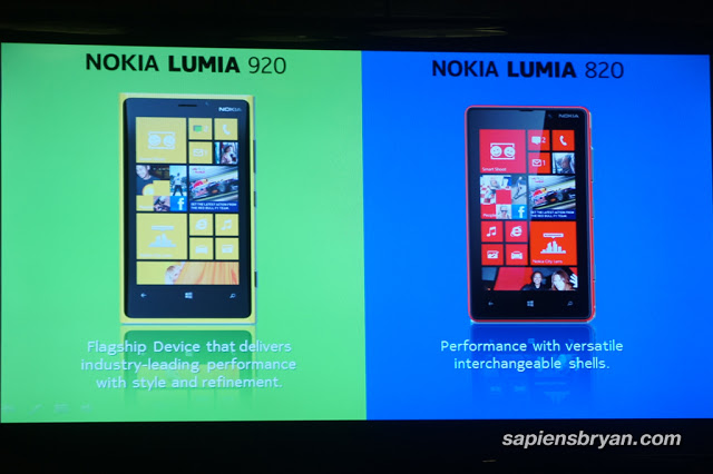 Nokia Lumia 920 & Nokia Lumia 820 Preview Session