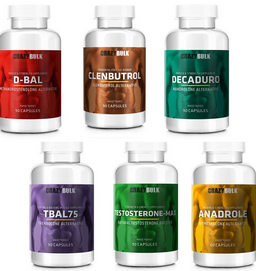 CrazyBulk Ultimate Stack Package
