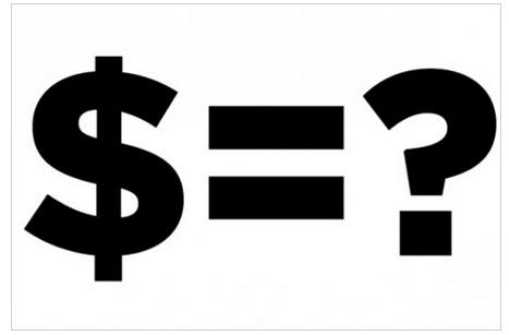 """美元符号为什么是""""$""""?"""