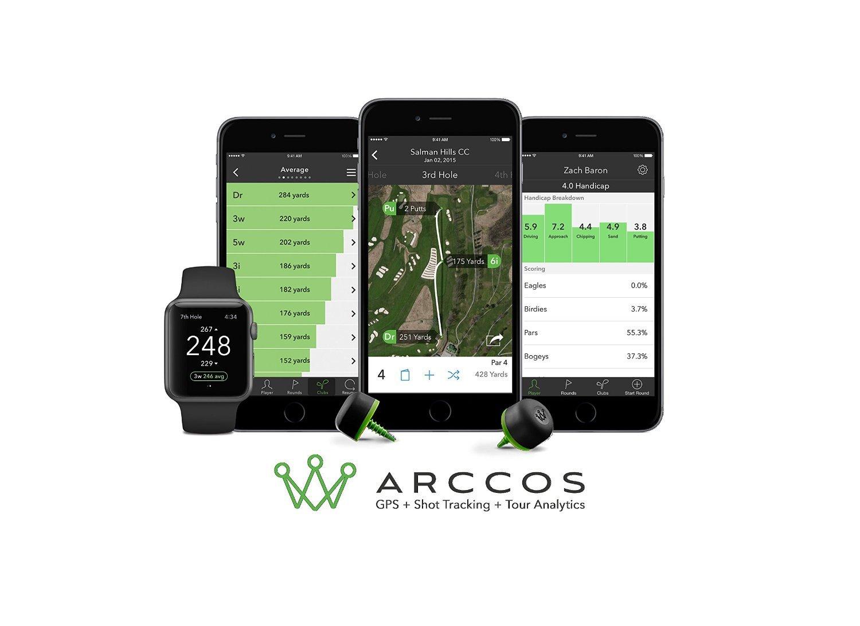 Arccos Golf Performance Tracking System