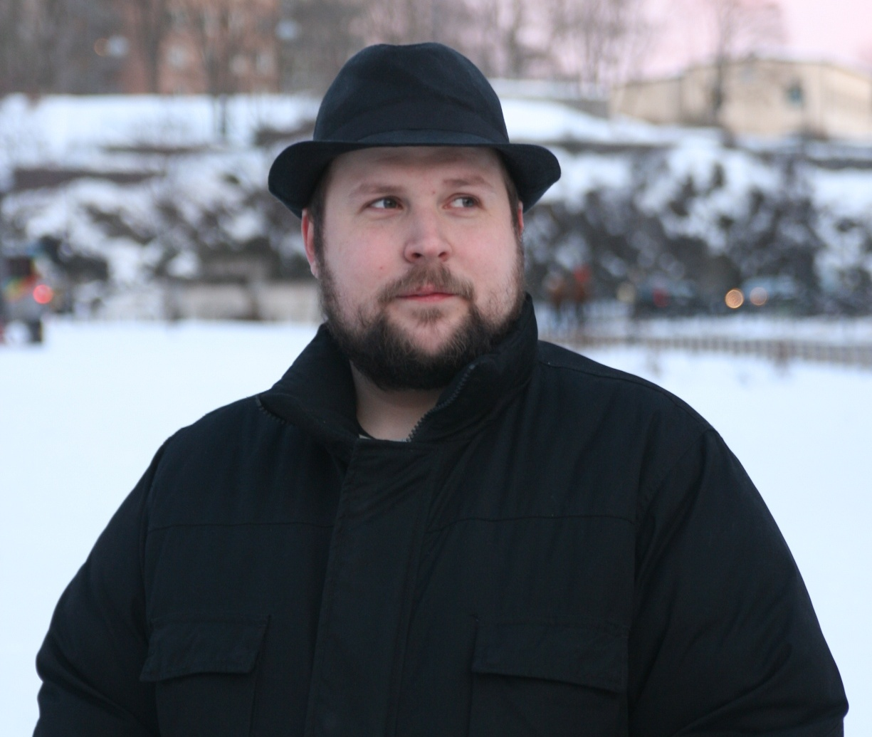 "Minecraft creator Markus ""Notch"" Persson."