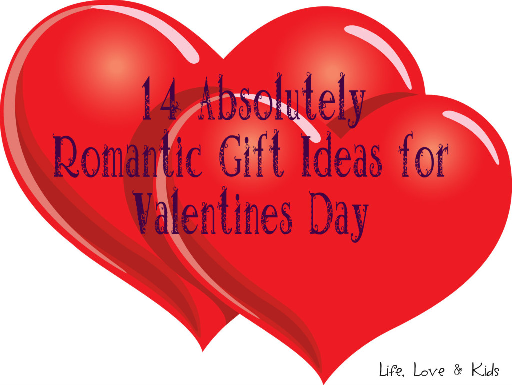 14 Absolutely Romantic Gift Ideas for Valentine's Day