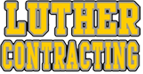 Luther Contracting Logo