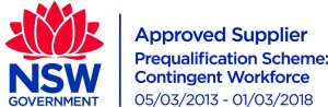 Approved Supplier for Contingent Workforce Scheme