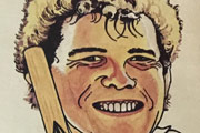 An intimate and interesting interview with Martin Crowe