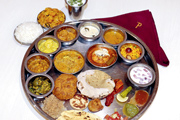 Food: If you're a thali lover this restaurant will make you smile