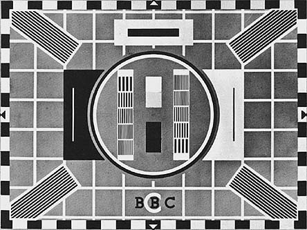 Test Card C BBC