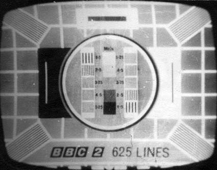 Test Card, BBC2 625 Lines