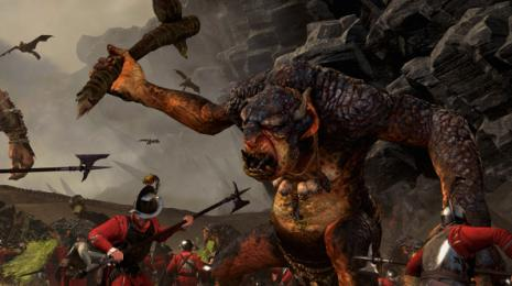 Think Warhammer is a first for Total War? The series has been doing fantasy for years