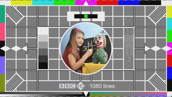 HD Test Card