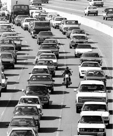 Is Motorcycle Lane Splitting Dangerous?