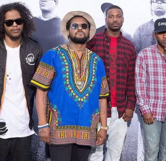 Ab-Soul, ScHoolboy Q, Jay Rock, and Kendrick Lamar