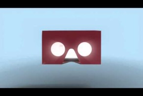 McDonald's - Happy Goggles - A virtual reality headset made from a Happy Meal Box