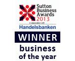 Sutton Business Awards 2014