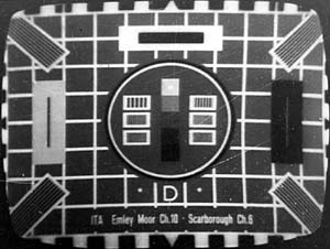 Test Card D, Emley Moor Ch10