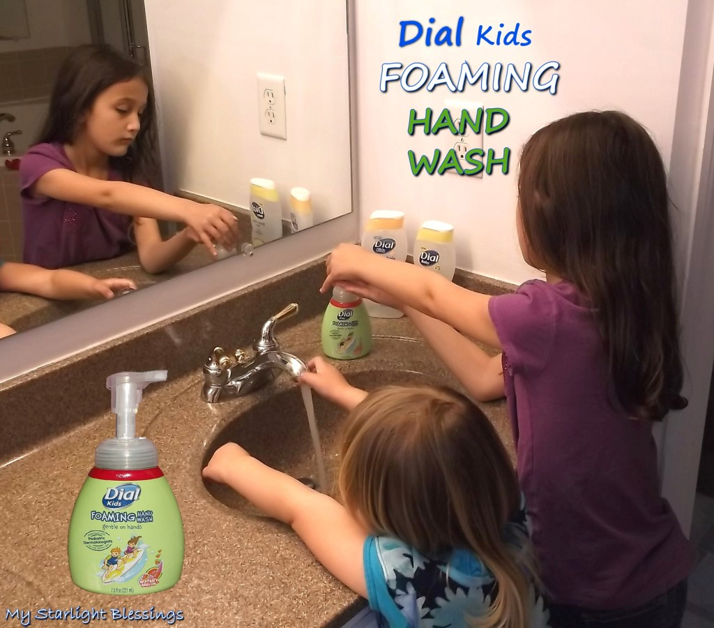 Dial Kids Hand Wash My Starlight Blessings