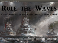 Rule the Waves (Title Screen)