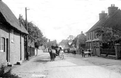 Main Street, Mursley