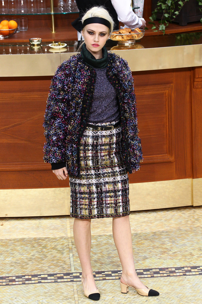 chanel fashion coco lagerfeld timeless