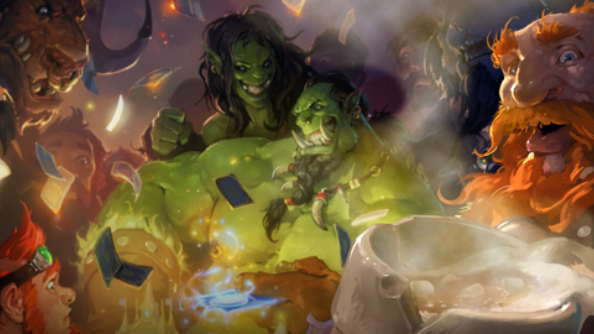 Hearthstone is getting a big announcement on March 11