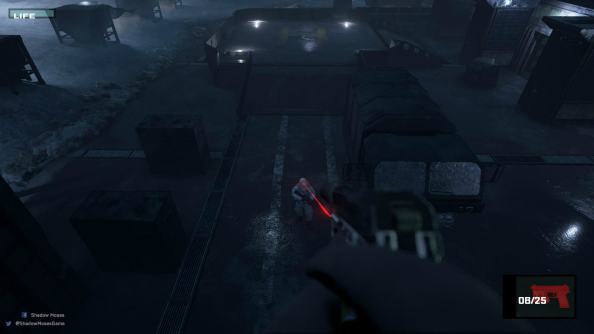 Surprise! The fan-made, Unreal 4 Metal Gear Solid remake has been cancelled