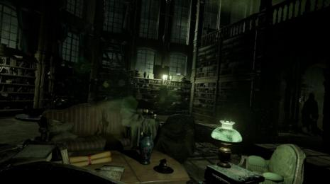 Call of Cthulhu is a mystery where you'll need to bargain your sanity for answers