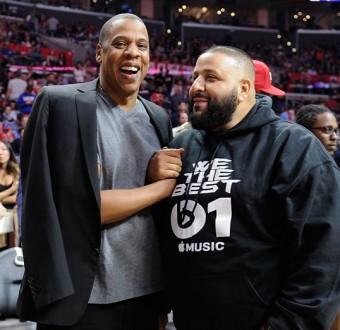 Jay Z and DJ Khaled