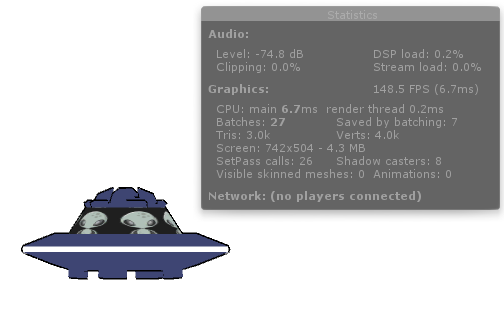 Before optimizing the UFOs