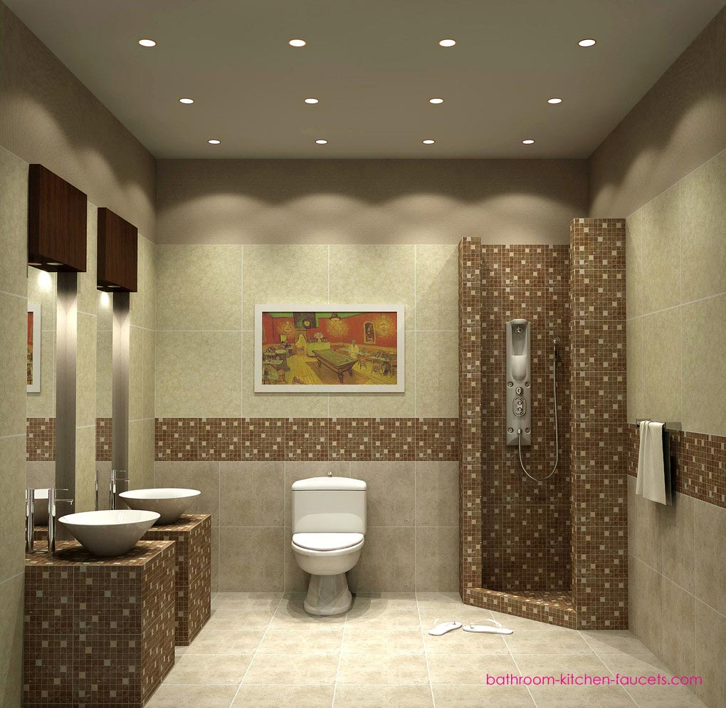 Bathroom Remodeling With Fashion