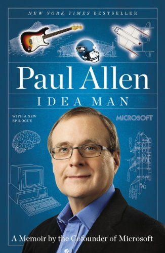 Idea Man - A Memoir by the Cofounder of Microsoft
