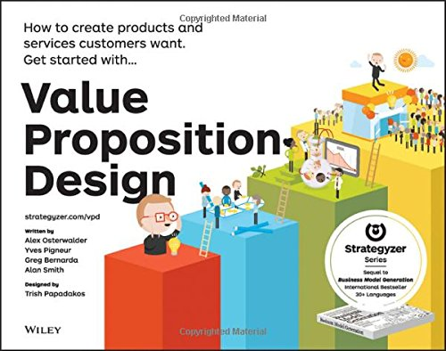 Value Proposition Design - How to Create Products and Services Customers Want (Strategyzer)