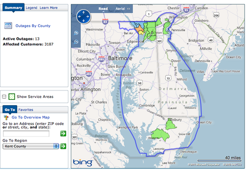 Delmarva-power-outage-map