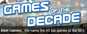 We Name the Top 65 Games of the Noughties