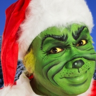 Win a Grinch Costume and Go Green With This Grinch Makeup Tutorial