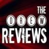 The Drew Reviews logo