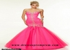 2016 Pink Panther Long Sweetheart Bodice Dresses Low Prices