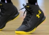 Black Out PE Steph Curry 1 Shoes From Under Armour