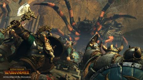 Total War: Warhammer hands-on: the Dwarfs are in the details