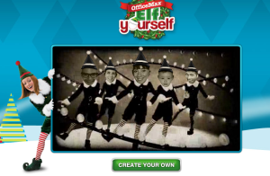 Elf yourself 2012