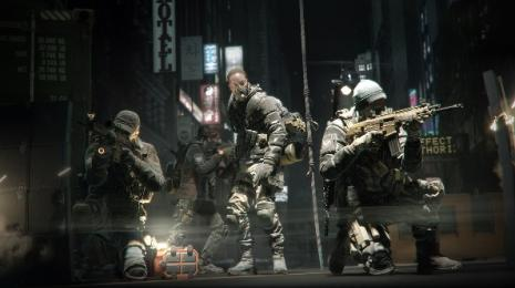 The Division may not be the MMO you're looking for, but it's got more than enough to make up for it