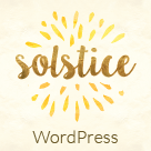 Solstice » A Responsive WordPress Theme for Blogging and Business
