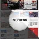 Vipress - Responsive Blog, Magazine & Video WordPress Theme