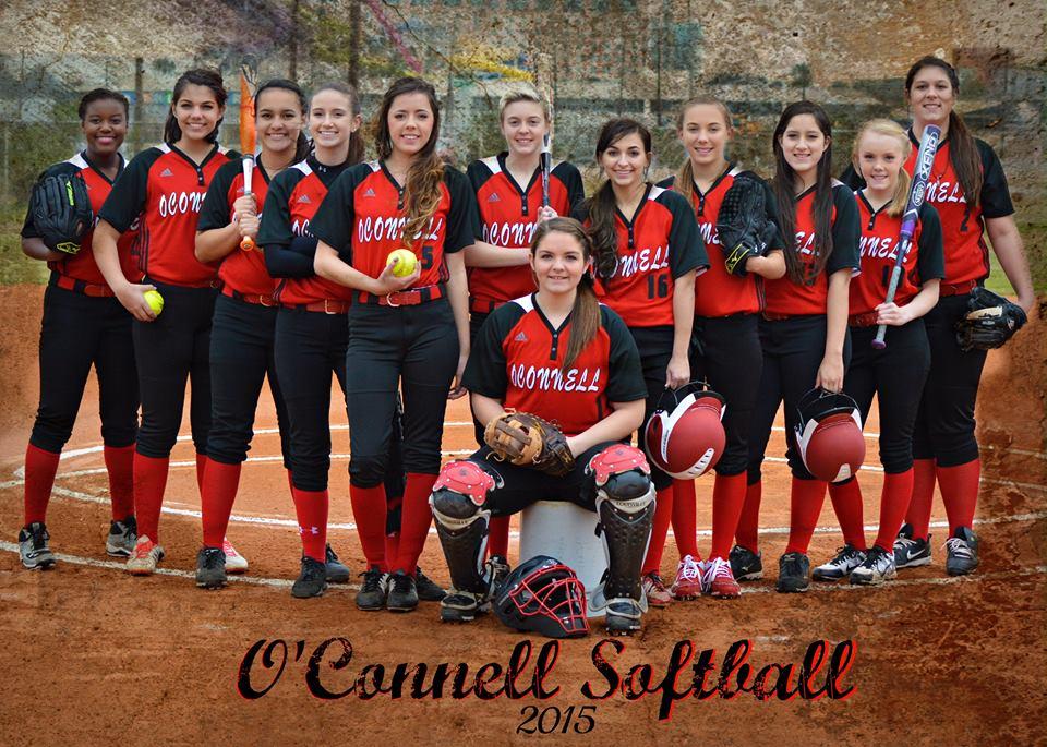 oconnell softball 2015