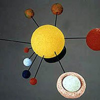 Out-of-this-world kid's craft: How to make a Solar System model
