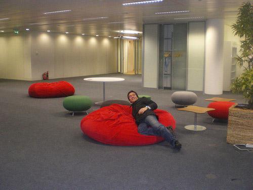 london01 Google Offices (Googleplex) Around The World [fotograf]