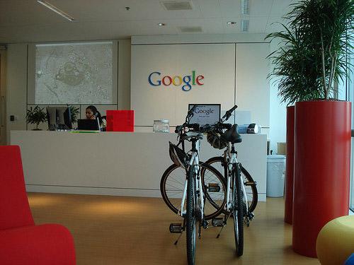 amsterdam03 Google Offices (Googleplex) Around The World [fotograf]